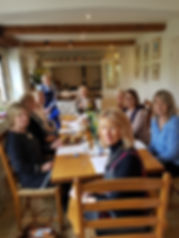 Lygon ladies round oak table (2).jpg