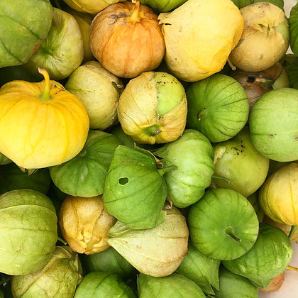 Tomatillo Verde Seed