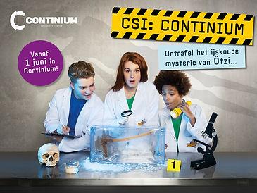 CSI: Continium