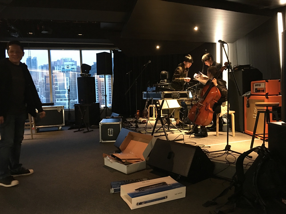 Focal Fair is a nice live music space in Causeway Bay