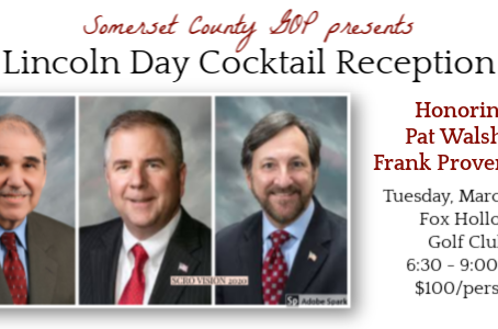 Lincoln Day Cocktail Reception
