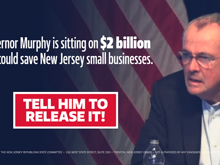 NJGOP Update for May 5th, 2020