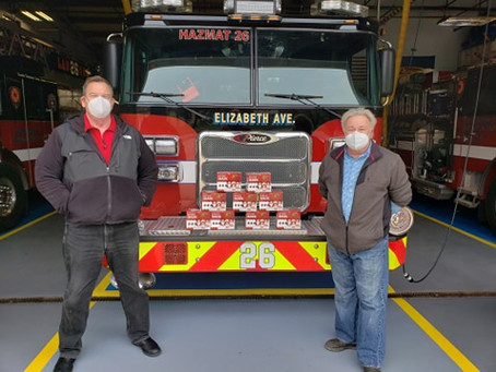 FTGOP Donates Masks During COVID-19 Outbreak