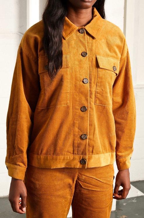 Cord Oversized Jacket