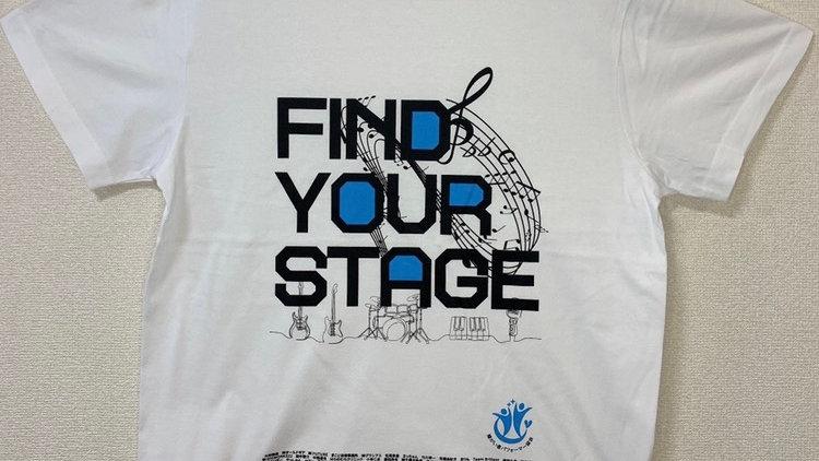障がい者パフォーマー協会オリジナルTシャツ 2019年度版
