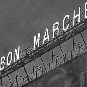 Paris The Left Bank - Le Bon Marché