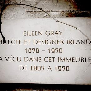Paris The Left Bank - Eileen Gray