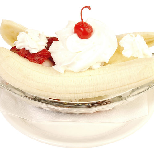 Banana split (16 oz)