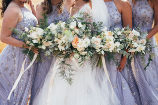 Wedding Weekend Flowers with Hall & Co. Event Design, Cambridgeshire