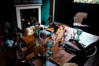 Home Entertaining with Local Cambridgeshire Bloggers hosted by Hall & Co. Event Design