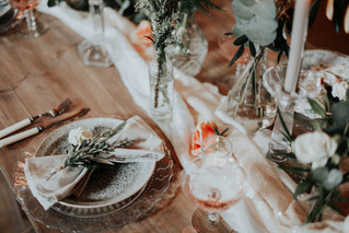 How To Style Your Wedding Or Event With Hall & Co. Event Design