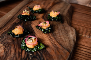 Vegan Wedding Tips: What Vegan Canapés Should I Have?