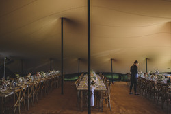 Stretch Tent Wedding