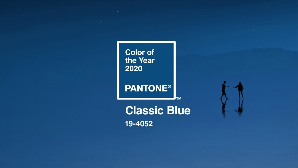 Pantone colour of the year 2020, Classic Blue