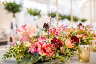 How to Choose a Colour Palette for your Wedding or Event