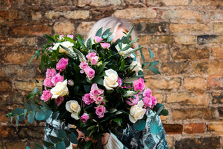 Valentine Blooms with Little Acre Kitchen & Hall & Co. Event Design