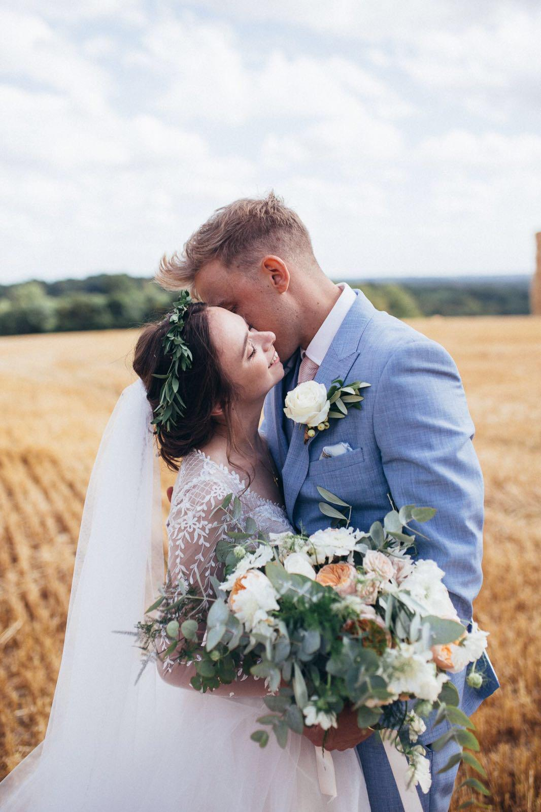 english country garden wedding