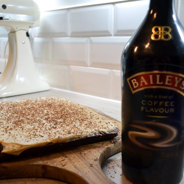 Baileys Brownie