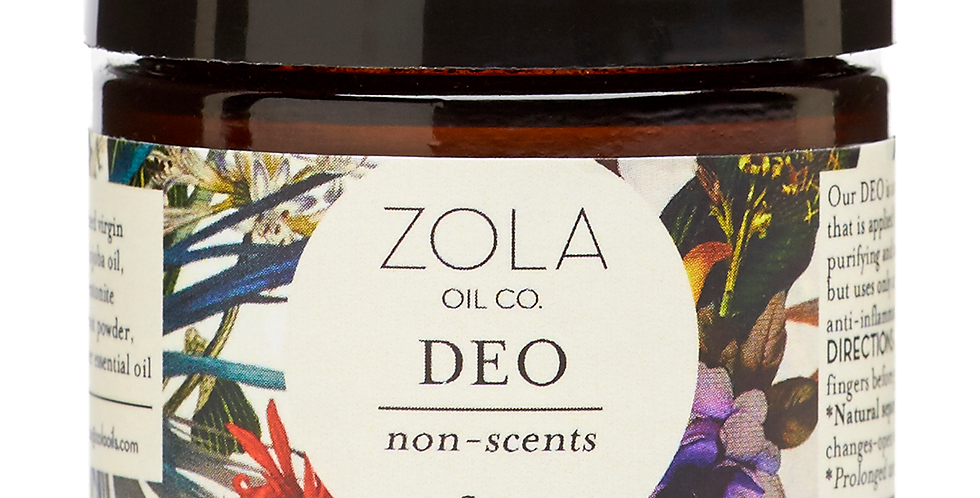 Deo: Non-Scents- Wholesale