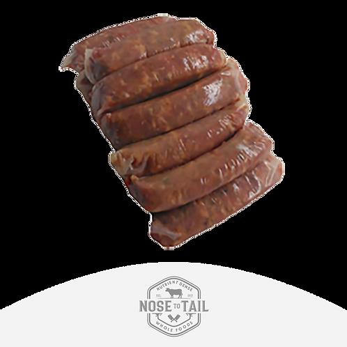 Omega-3 Pork Breakfast Sausage Links