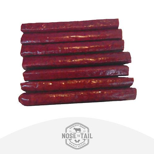 Grass Fed Beef Sticks