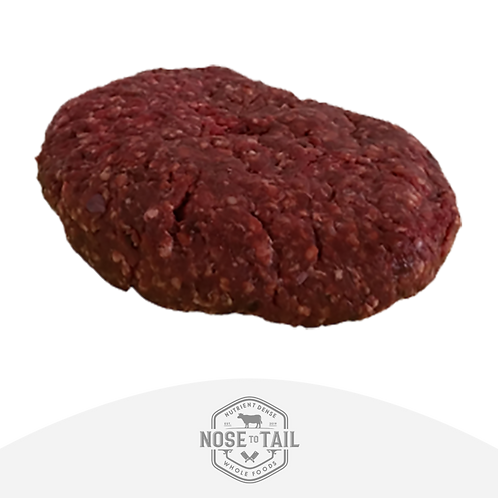 Primal Lite Ground Beef (w/ organs)
