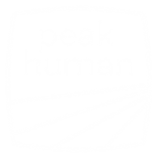 Peak Human Podcast logo