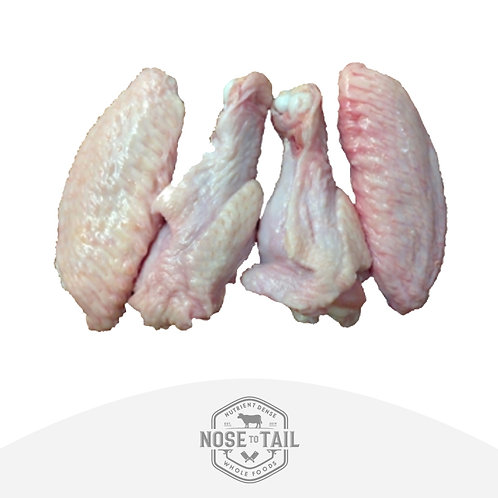 Omega-3 Chicken Wings