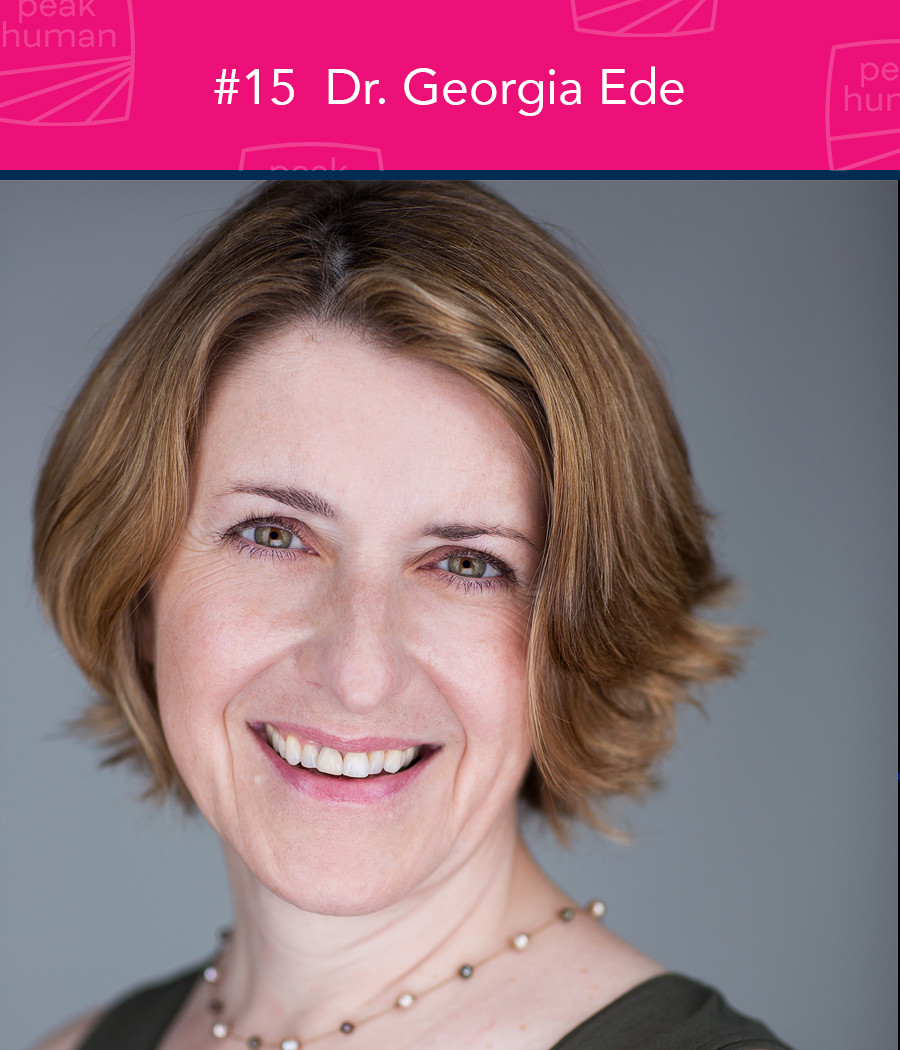 Dr. Georgia Ede - Peak Human Podcast - Food Lies Film