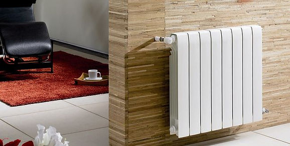 chauffage, radiateurs, radiateur, r