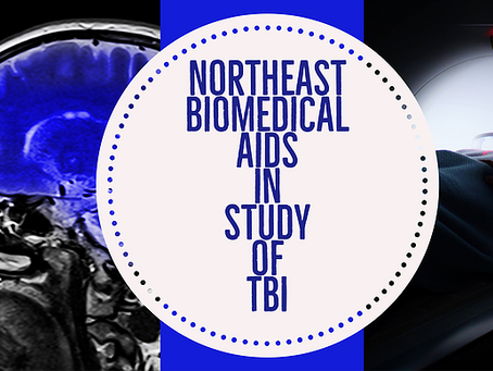 Northeast Biomedical Aids in Study of Traumatic Brain Injury