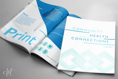 Community Health Connections: A Brand Identity Style Guide