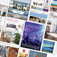 Portland Monthly Magazine: Ad Design