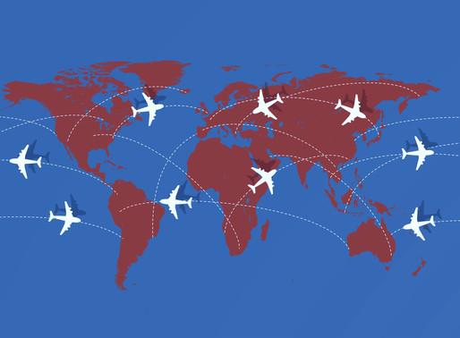 Mitigating the CoronaVirus Travel Restrictions