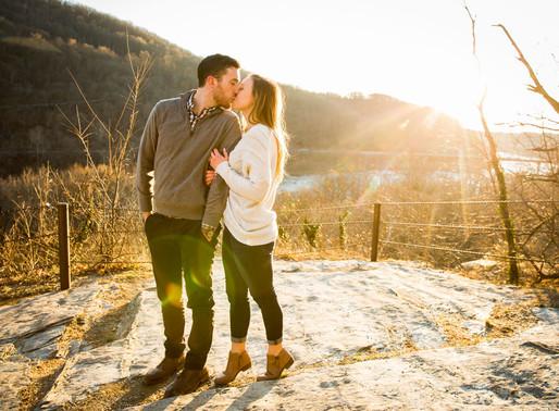 Stephanie & Jake | Engagement Session
