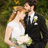 Charlotte and John Wedding