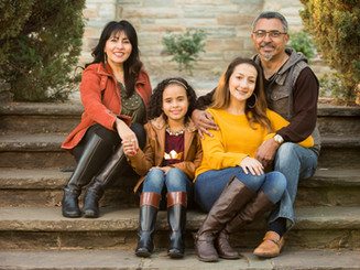 Jaurez Family Portrait