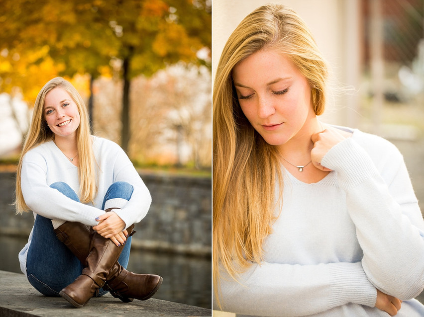 High school senior portrait, senior photo, downtown frederick, carroll creek photography, senior photographer, frederick photographer near me, best senior photographer, portrait photography
