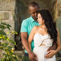 Cristina and Dotun Engagement