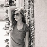 Senior Portrait outdoors