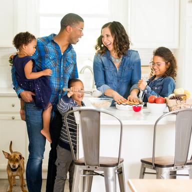 Lewis Family Kitchen