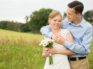 Alexy and Britt Wedding Photo