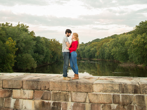 Charlotte & John | Engagement Session