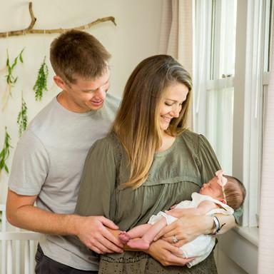 Miller Family Newborn
