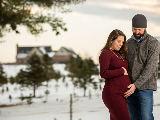 Kiley & Josh | Maternity