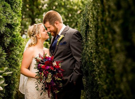 Christine and Brendon | Wedding