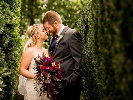 Christine and Brendon   Wedding