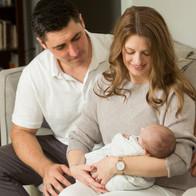 Swisher Family Newborn