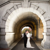 Arlene and Tim Wedding