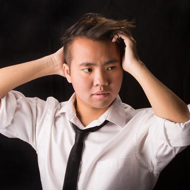 Garret In-studio Portrait
